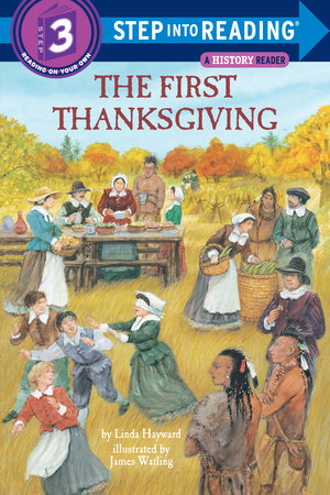 Step Into Reading The First Thanksgiving