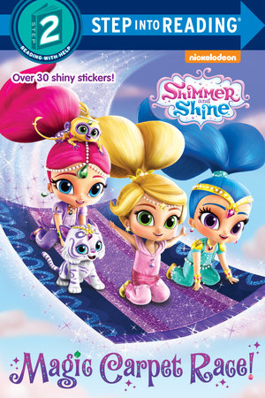 Step Into Reading Magic Carpet Race Shimmer And Shine