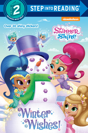 Step Into Reading Winter Wishes Shimmer and Shine